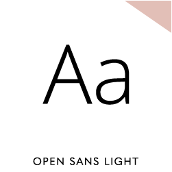 Open Sans Light