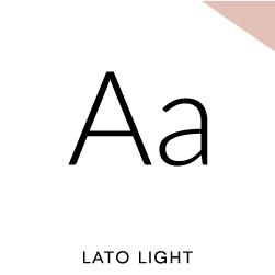 Lato Light